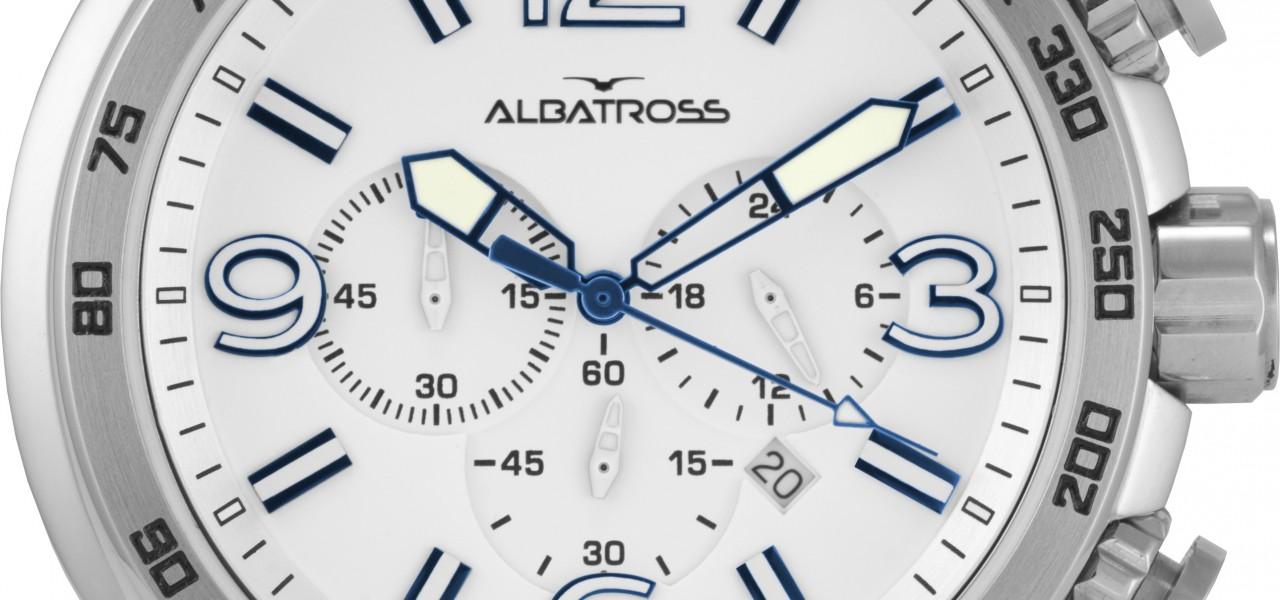 1bad5f60297 Uma tempestade nos relógios - Albatross - The Gentleman