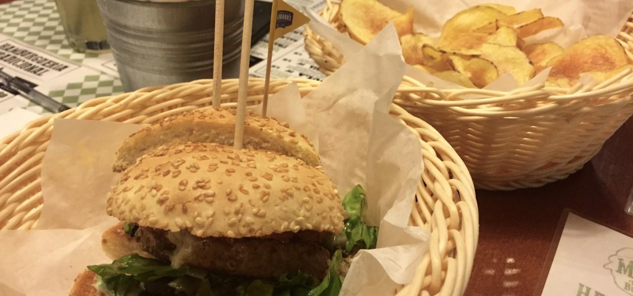 Hellmann's – Rota dos Hambúrgueres