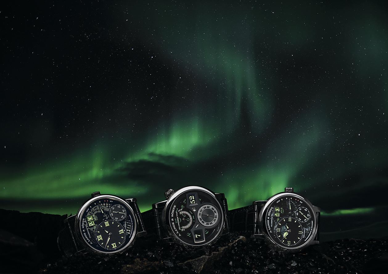 b239512db2e Uma luz especial num relógio - The Gentleman