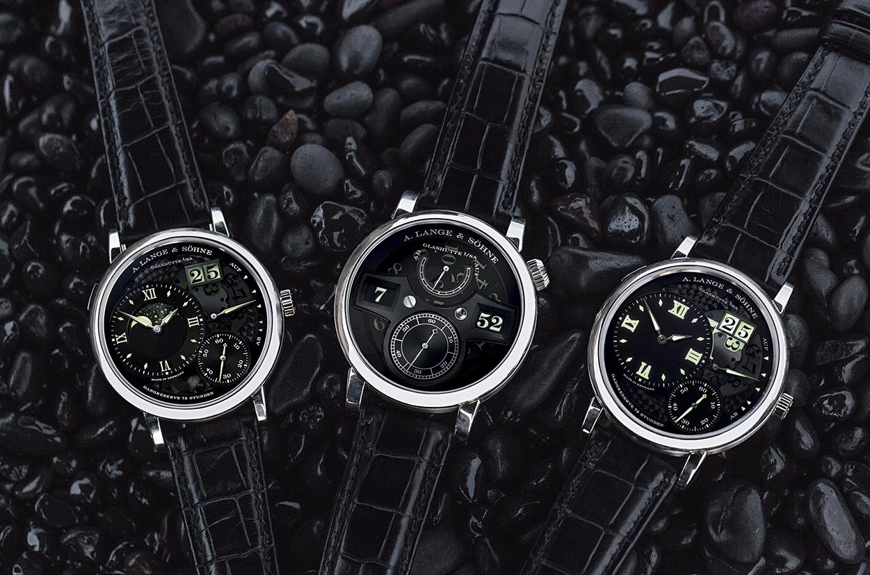 0029eb85866 Com três dos seus mais espectaculares relógios na bagagem