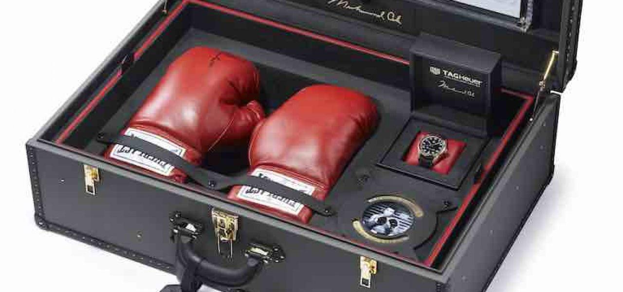 a06f84eb54b Boxe e relógios unidos numa boa causa - The Gentleman