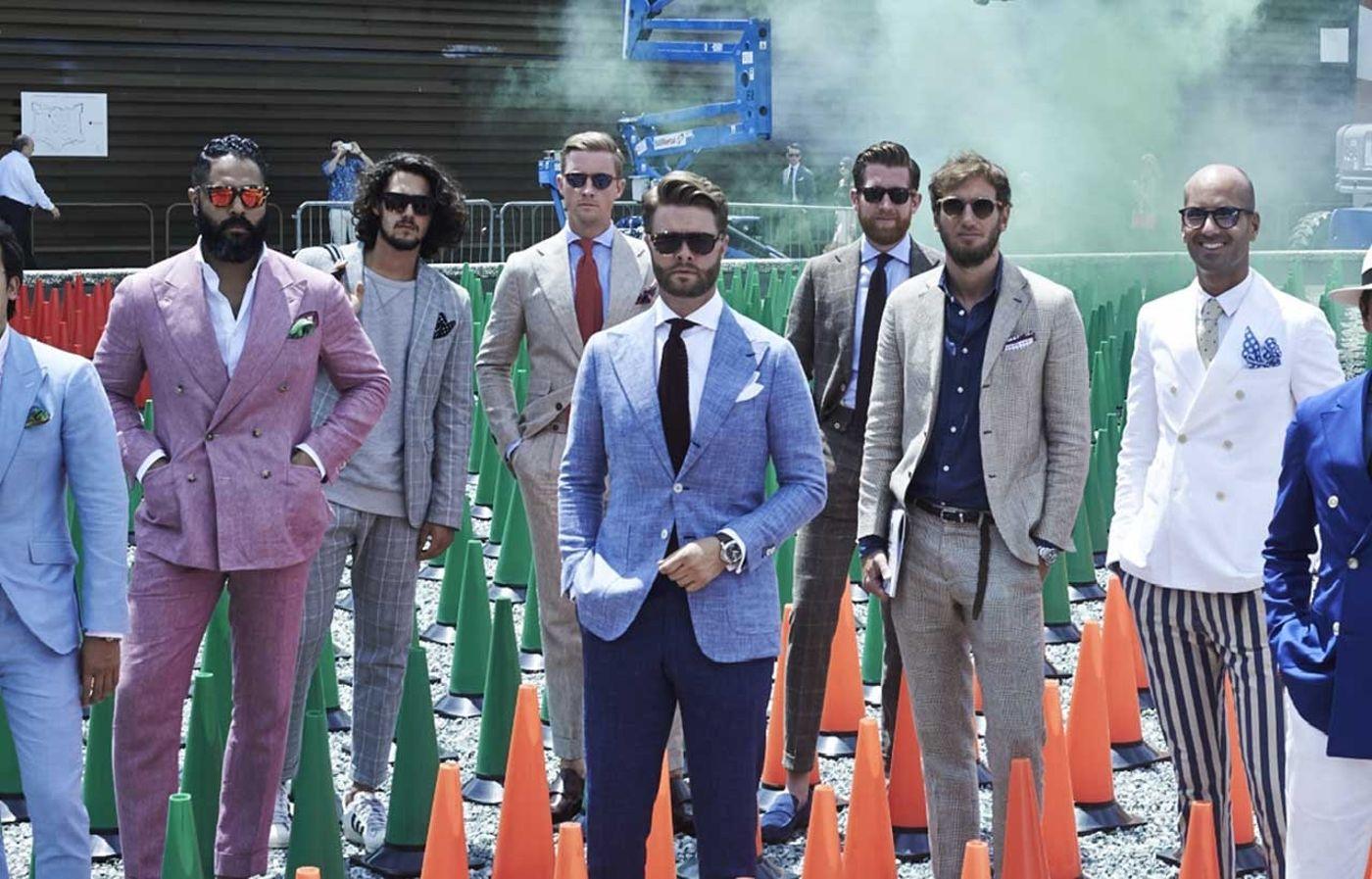 Moda masculina portuguesa em destaque - The Gentleman